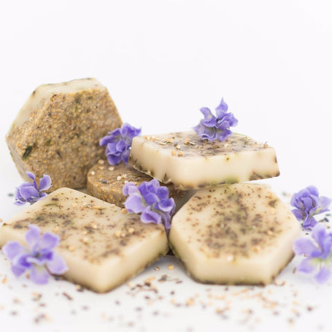 Lavender Oatmeal Soap Kit