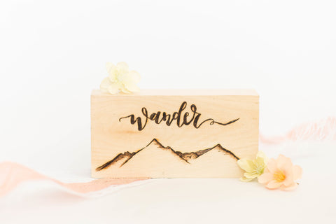 Wood Burning Craft Party Pack