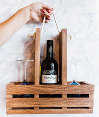 Wine Caddy Kit