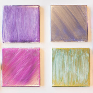 Ink-Dyed Coasters Kit