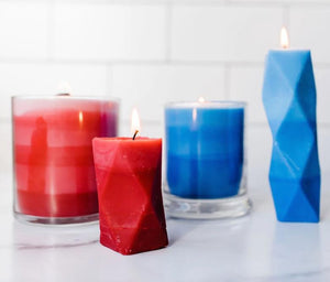 Geometric and Ombre Candle Kit