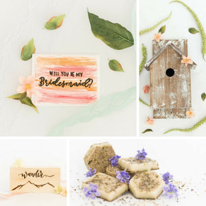 The Ultimate DIY Craft Kit Pack - Four Projects for the Price of Three!
