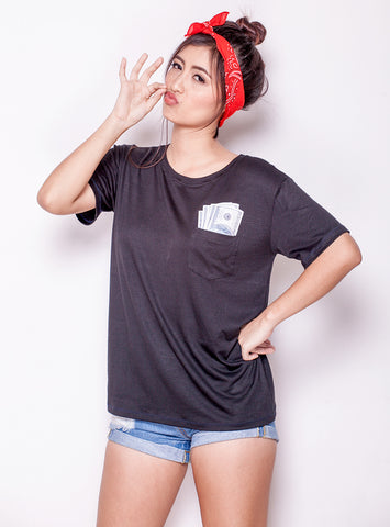 High Maintenance Tee by Manic Vintage