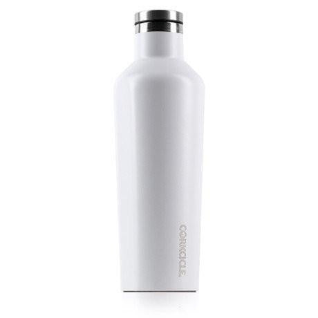 Corkcicle 16oz Canteen White