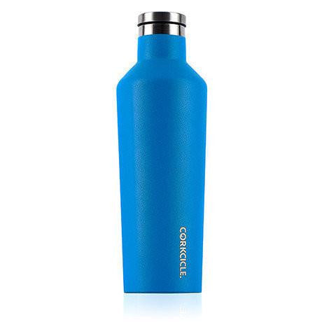 Corkcicle 16oz Canteen Hawaiian Blue