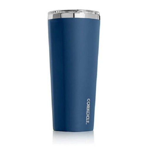 Corkcicle 24oz Tumbler Blue Steel