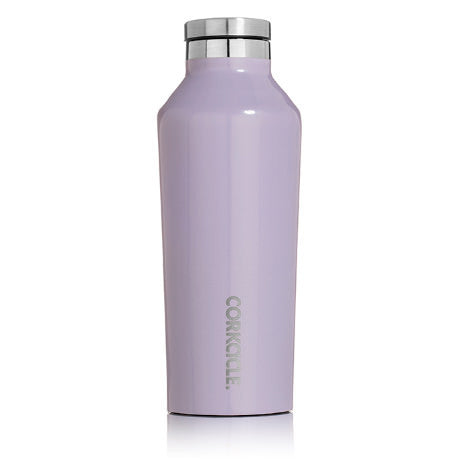 Corkcicle 9oz Canteen Matte Grey