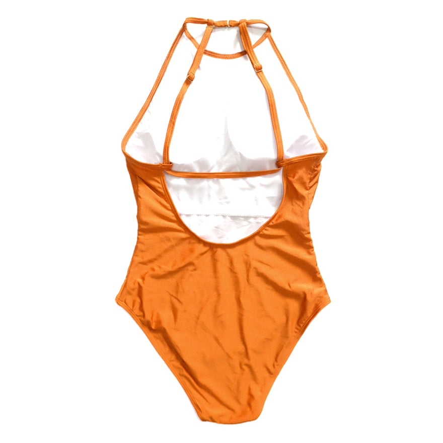 Baesic Halter Citrus Crush
