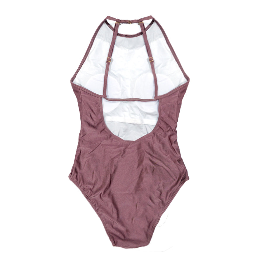 Baesic Halter Enchanted Plum