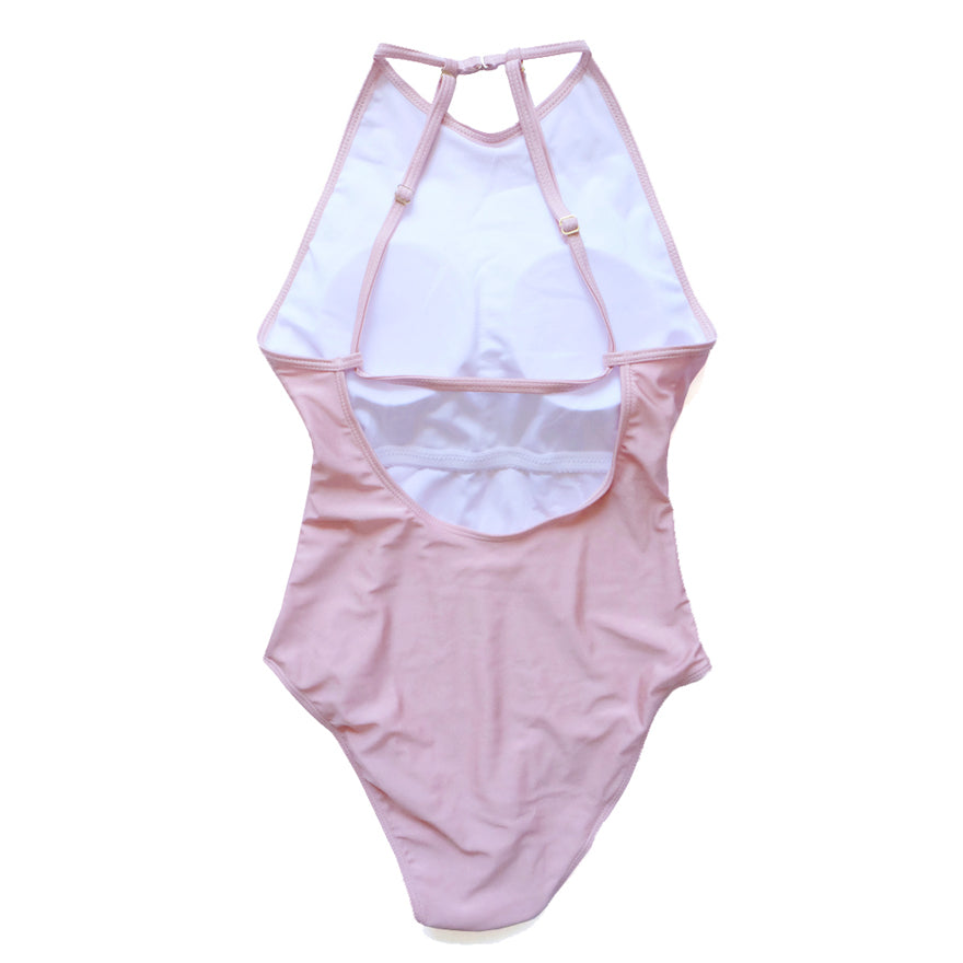 Baesic Halter Rose Quartz