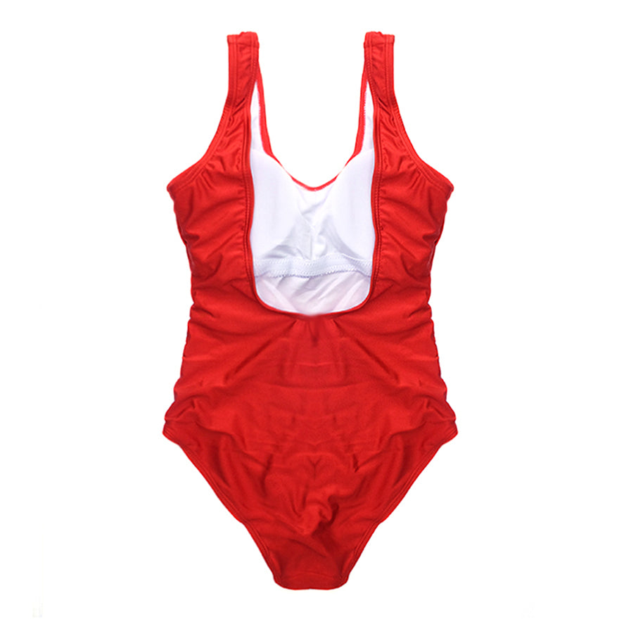 Baesic Ruby Red Onesie