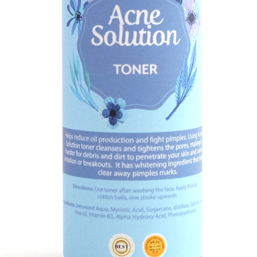 Acne Solution Toner