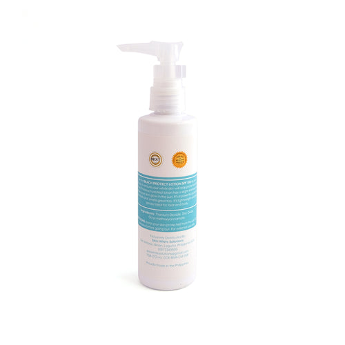 Beach Protect Sunblock lotion with SPF100 120ml