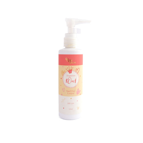 Superior 10 in 1 Snail Day Lotion with SPF 100