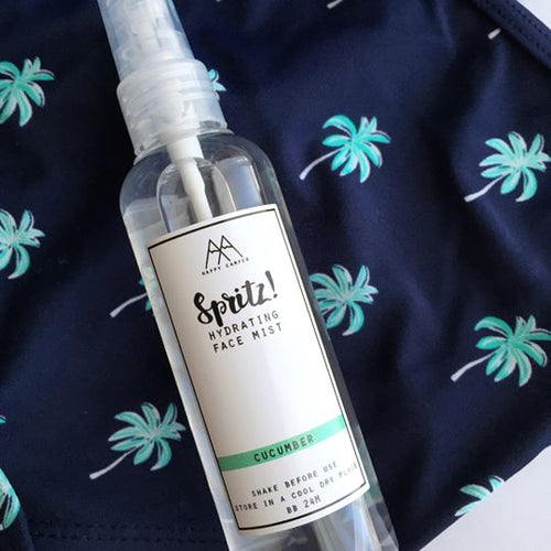 Spritz Cucumber (Hydrating Face Mist)