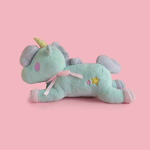 Unicorn Stuffed Toy Green