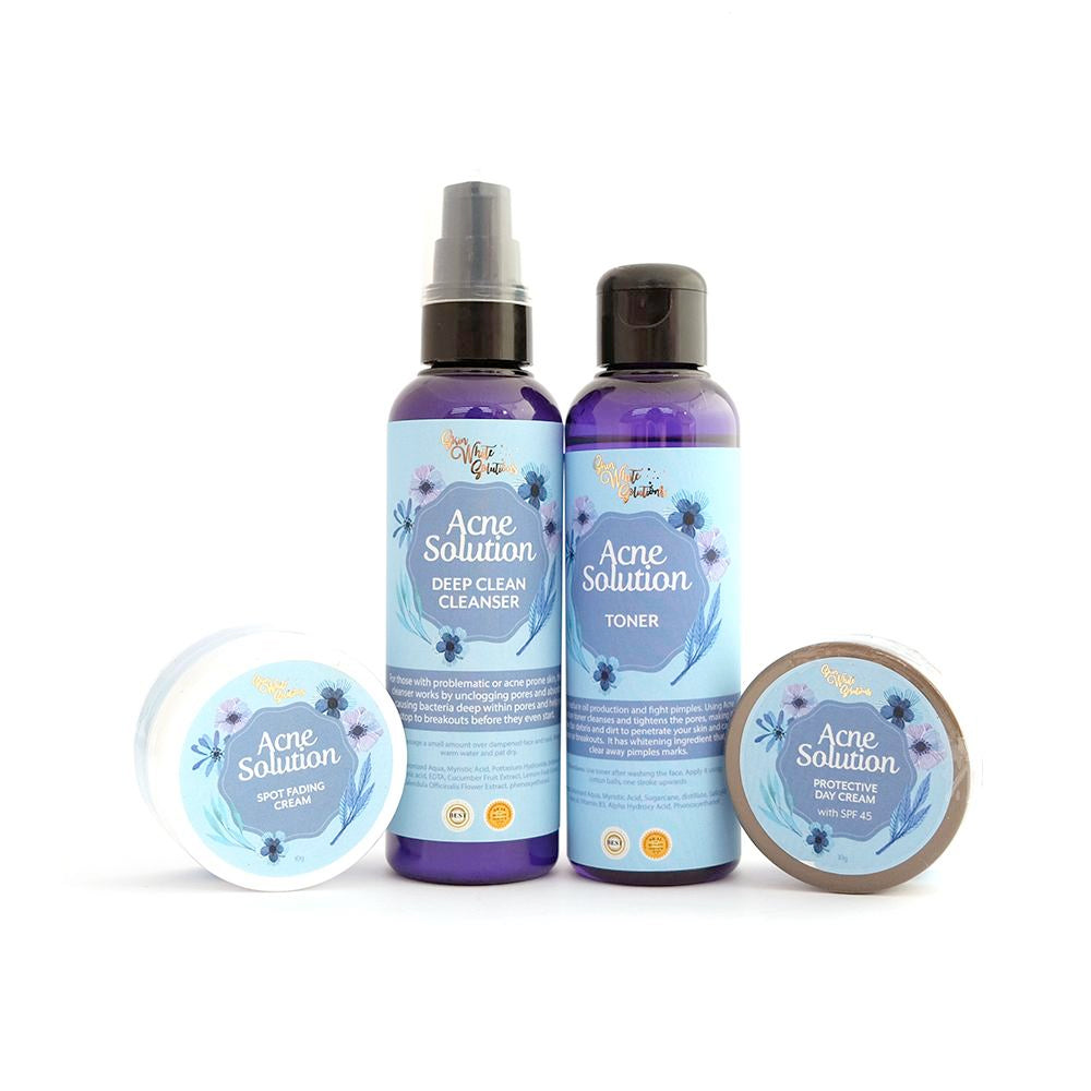 Acne Solutions Set