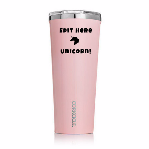CUSTOM CORKCICLE 24oz TUMBLER