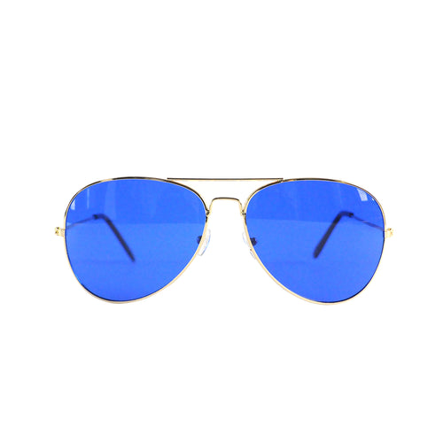 Aviator Color Therapy Blue