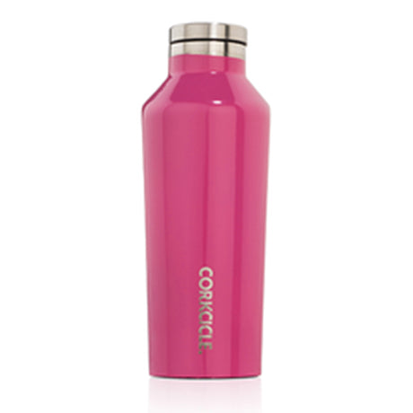 Corkcicle 9oz Canteen Pink