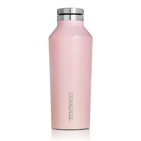 Corkcicle 9oz Canteen Rose Quartz