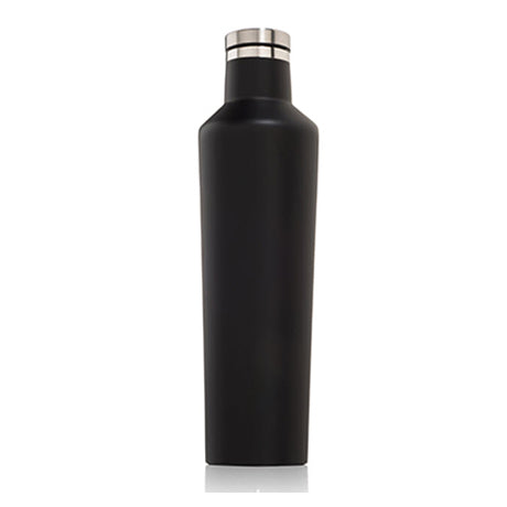 Corkcicle 25oz Canteen Matte Black