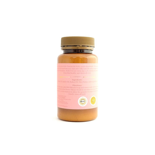Divine Miracle White Scrub With Ashwagandha Oil 200g