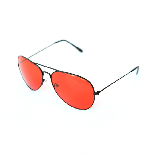 Aviator Color Therapy Red x Black