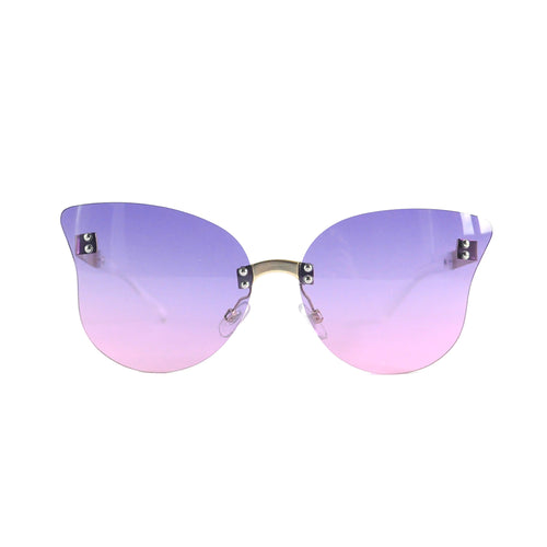Butterfly Ombre Purple x Pink