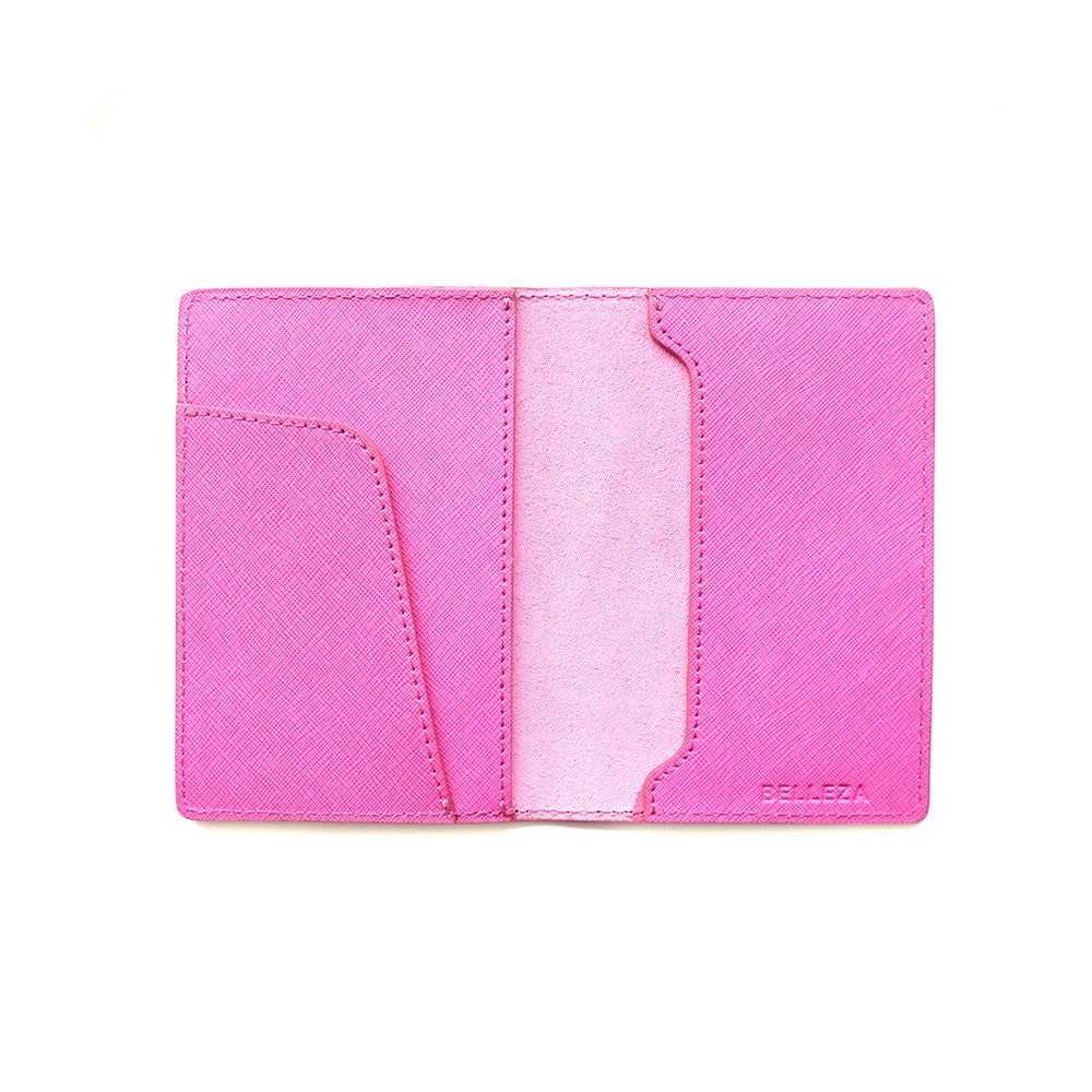 Passport Holder MK Pink