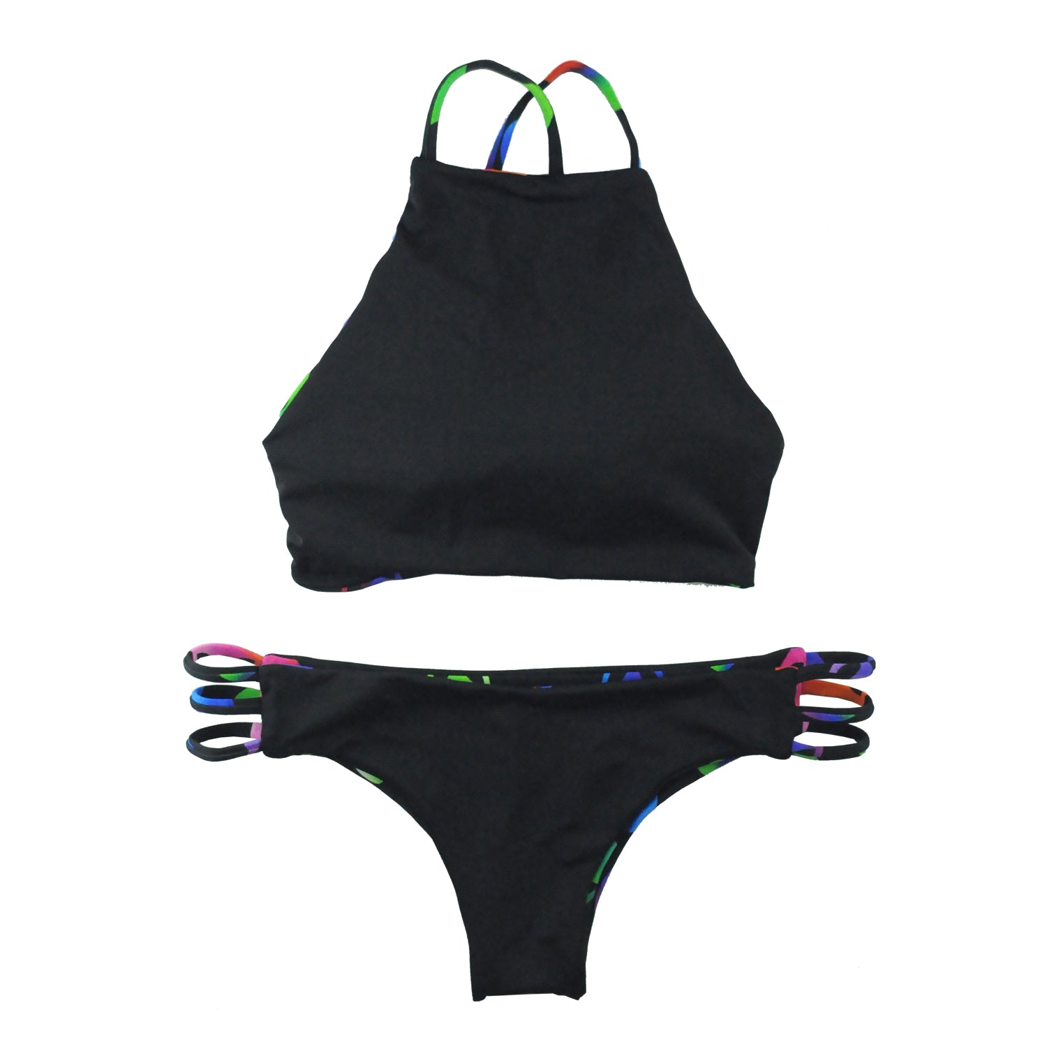 Limited Boracay Reversible Set Aliens x Black