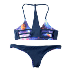 Limited Amanpulo Set Reversible Galaxy x Navy Blue