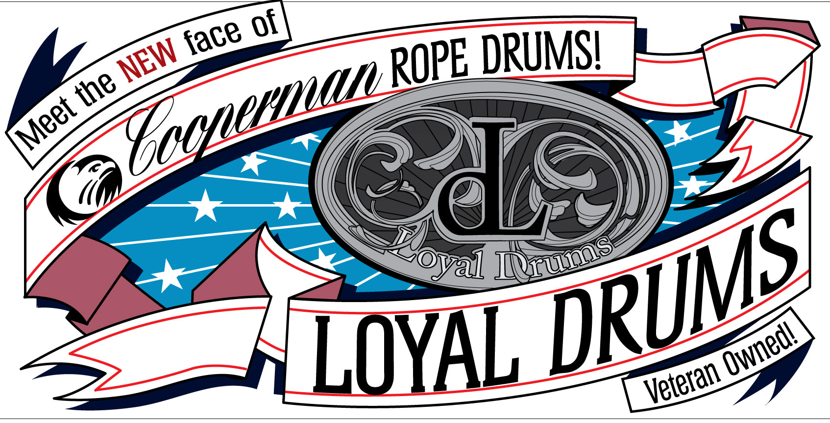 Cooperman Rope Drums Announcement