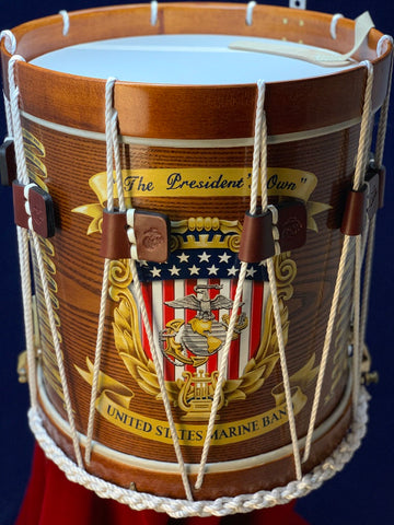 Marine Band Drum