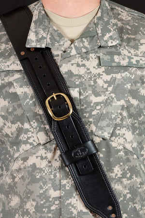 Military Model Snare Sling - Loyal Drums - 6
