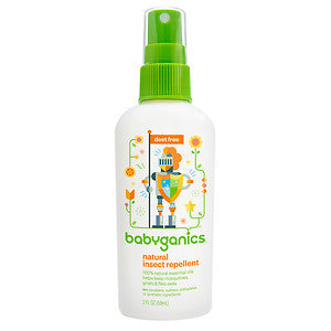 Babyganics Natural Insect Repellant