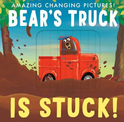 Bear's Truck Is Stuck!