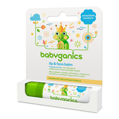 Babyganics Lip and Face Balm