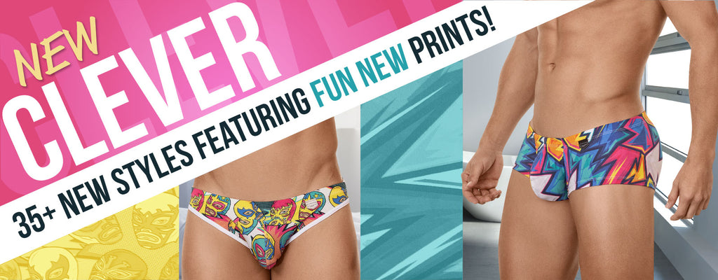 New Clever! 35+ New Styles Featuring Fun New Prints!