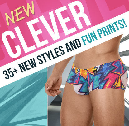 New Clever! 35+ New Styles And Fun Prints!