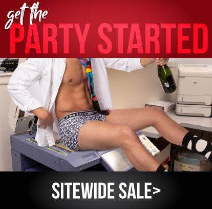 Get the Party Started! Sitewide Sale >