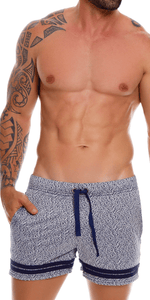 Jor 1061 Soul Athletic Shorts Blue