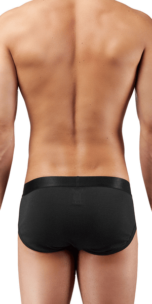 2(x)ist 3104100301 Pima Cotton Contour Pouch Briefs black