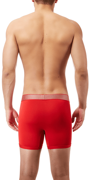 Calvin Klein Boxer Brief Customized fit Stretch Impact Red - Nb1296-671