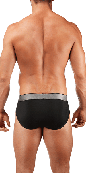 Calvin Klein Brief Low Rise Stretch Hip Black - Nb1294-001