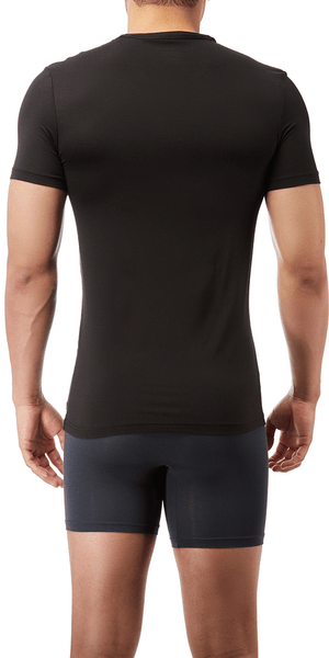 Calvin Klein Crew Neck T-Shirt Ultra Soft Modal Lounge Black - Nm1658-001
