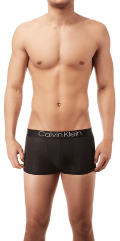 Calvin Klein Trunk Ultra Soft Cotton Modal Black - Nb1796-001