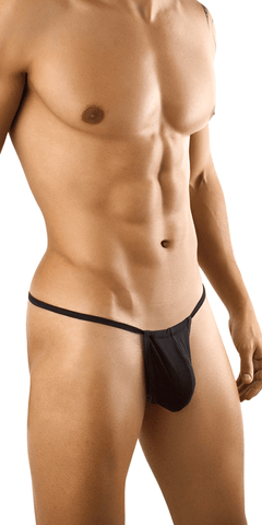 Candyman 9586 G-string Thong. Black