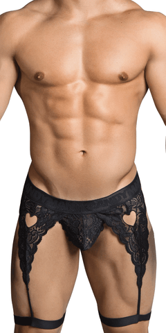 Candyman 99310 Thongs Black