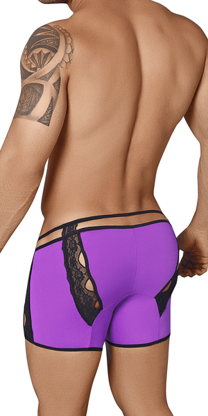 Candyman 99333 Boxer Briefs Purple
